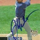 2006 Upper Deck Update Justin Huber Autograph