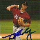 2004 Donruss Team Heroes Tim Redding Autograph