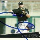 2009 Topps Update Chris Getz Autograph