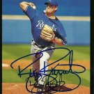 2007 Topps Series 2 Brian Bannister Autograph