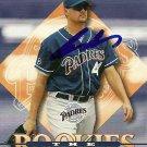 2002 Donruss Rookies Clay Condrey Autograph