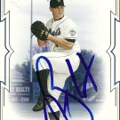 2005 Donruss Throwback Threads Phil Humber Autograph