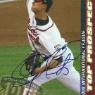 2008 Choice International League Top Prospects Charlie Morton Autograph