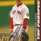 2008 Choice International League Top Prospects Brandon Moss Autograph