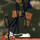 2010 Choice Red Wings Jose Lugo Autograph