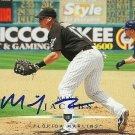 2008 Upper Deck Series 1 Mike Jacobs Autograph