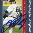 2010 Choice International League All-Stars Jonathan Albaladejo Autograph