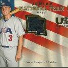 2008 Upper Deck USA Baseball Jordan Swagerty