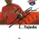 2008 Tristar Projections Oscar Tejada Autograph