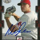 2008 Tristar Prospects Plus Mike Lee Autograph