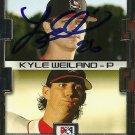 2008 Tristar Prospects Plus Lance McClain/Kyle Weiland Autograph