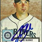 2007 Topps '52 Jamie Burke Autograph