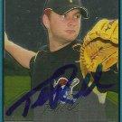 2007 Bowman Chrome Todd Redmond Autograph