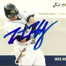 2007 Just Autographs Wes Hodges Autograph