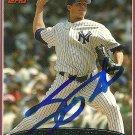 2006 Topps Update Scott Proctor Autograph