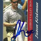 2010 Choice International League All-Stars Jason Kirkman Autograph