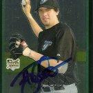 2006 Bowman Draft Chrome Ty Taubenheim Autograph