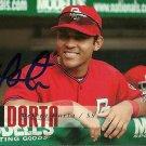 2006 Upper Deck Update Melvin Dorta Autograph