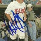2010 Choice Chiefs Trent Jewett Autograph