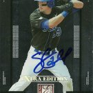 2008 Donruss Elite Extra Edition Sawyer Carroll Autograph