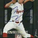 2008 Donruss Elite Extra Edition Corey Young Autograph