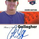 2008 Tristar Projections Glenn (Austin) Gallagher Autograph