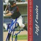 2010 Choice International League All-Star Jeff Frazier Autograph