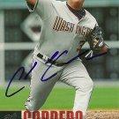 2006 Upper Deck Series 1 Chad Cordero Autograph