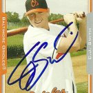 2005 Topps Update C.J. Smith Autograph