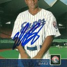 2003 Upper Deck Star Rookies Edgardo Baez Autograph