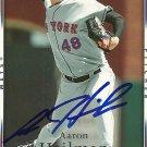 2007 Upper Deck Series 2 Aaron Heilman Autograph