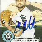 2007 Topps '52 Connor Robertson Autograph