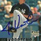 2006 Upper Deck Update Jeff Karstens Autograph