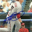 2008 Upper Deck Series 1 Mark Reynolds Autograph