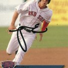 2007 Choice International League Top Prospects Jacoby Ellsbury Autograph