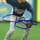 2008 Upper Deck Series 2 Jason Bartlett Autograph