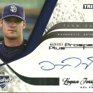 2008 Tristar Prospects Plus Farm Hands Logan Forsythe Certified Autograph