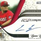 2008 Tristar Prospects Plus Farm Hands Lance Lynn Certified Autograph