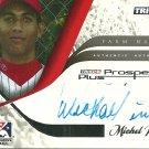 2008 Tristar Prospects Plus Farm Hands Michael Inoa Certified Autograph