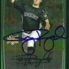 2008 Bowman Draft Chrome Greg Reynolds Autograph