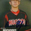 2008 Choice Muckdogs Ramon Delgado Autograph