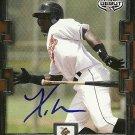 2008 Tristar Prospects Plus Xavier Avery Autograph