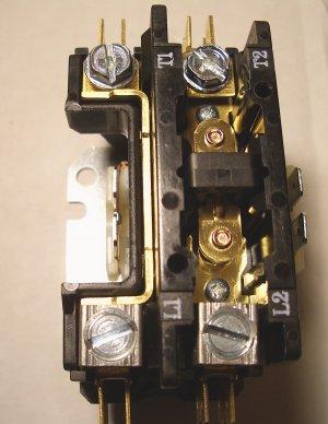 24 VOLT 1 POLE A/C CONTACTOR- AIR CONDITIONING PART