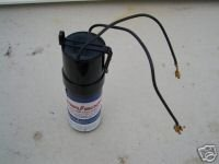 AIR CONDITIONING COMPRESSOR HARD START CAPACITOR