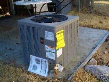 Rheem 5 Ton Air Conditioner Condensining  A/C Unit Dallas Install Available
