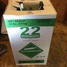 R-22   Refrigerant Cylinder 10 lb USA Made Fast Ship