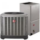 CENTRAL AIR  CONDITIONING COMPLETE TURN KEY  SYSTEM, RHEEM 14 SEER 4 TON