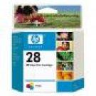 HP-28 Color Inkjet Print Cartridge 8728A