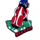 Custom Personalized Iron-on Patch - Golf
