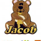 Custom Personalized Iron-on Patch - Bear